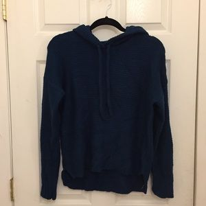 Sweaters - Hooded Knit